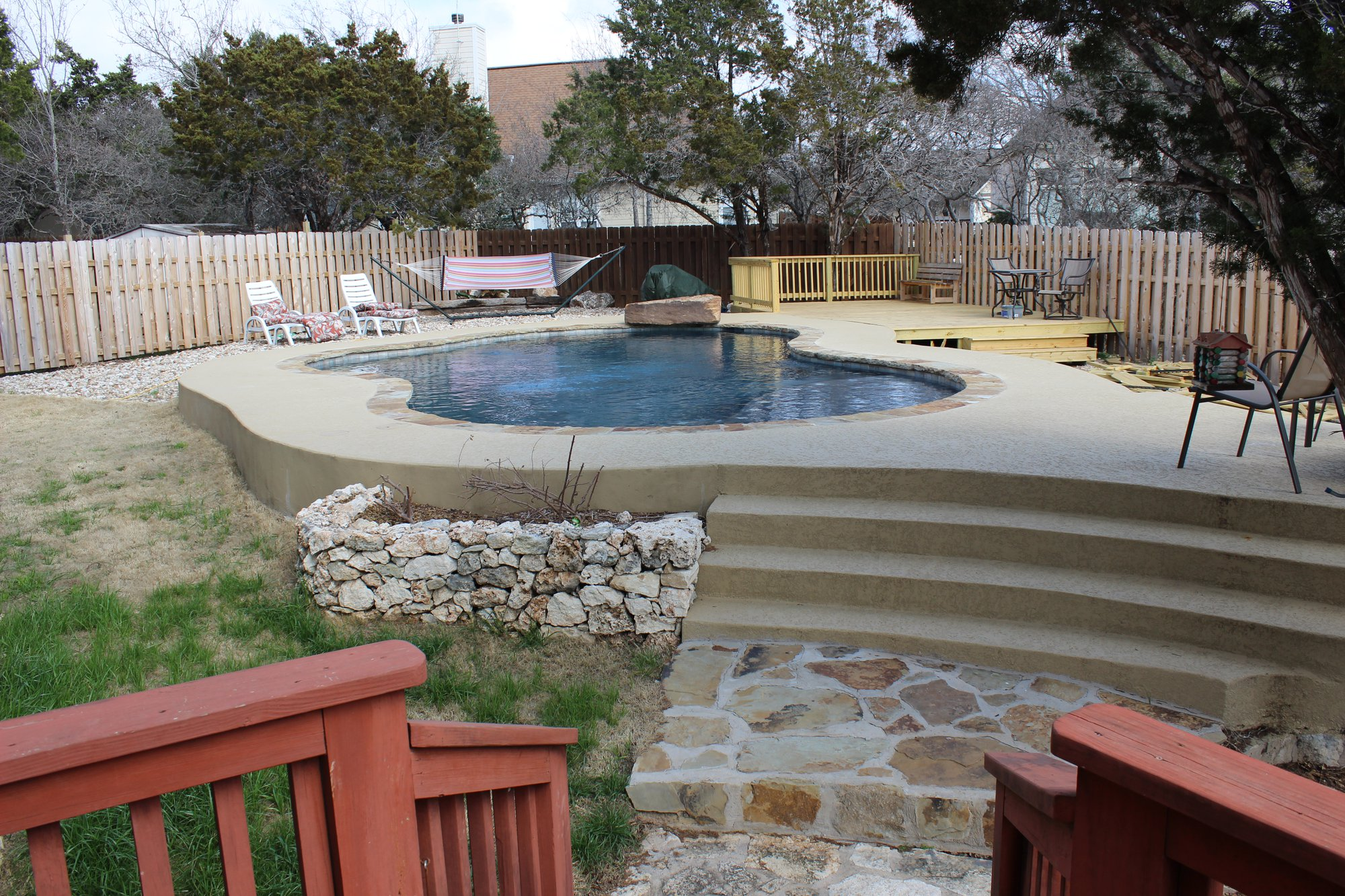 Luxury Pool Builder River Rock Pools